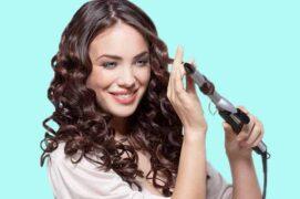 بیگودی و فر کننده مو برای حالت دادن موها